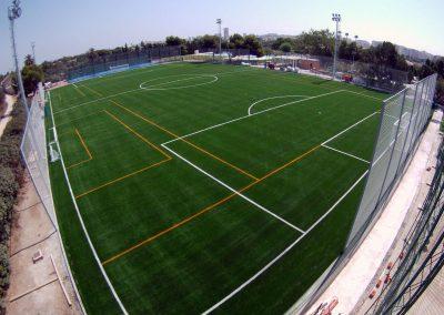 Campo de Futbol Montemar