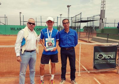 pavel subcampeon manuel alonso