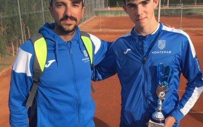 Campeones del Circuito alicantino de tenis 3ª fase