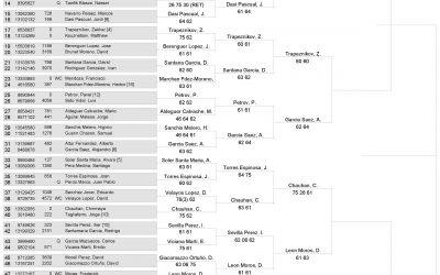 CUADROS.VII torneo Ivan Navarro Say Languagues