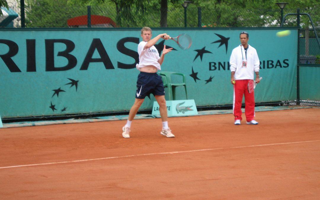 Yo fui alumno de Tenniscomp Montemar. Miguel Angel Lopez Jaen
